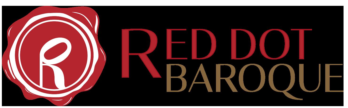 Red Dot Baroque Logo