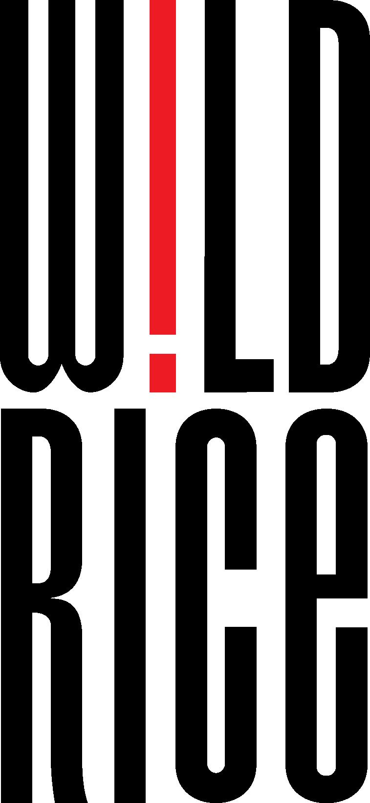 Wild Rice Logo Vertical